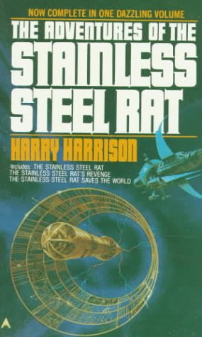 9780441004225: Adventures of the Stainless Steel Rat