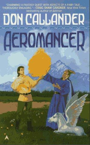 9780441004720: Aeromancer