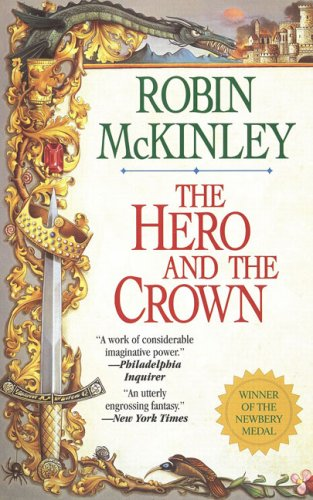 9780441004997: Hero and the Crown