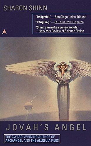 9780441005192: Jovah's Angel (Samaria, Book 2)