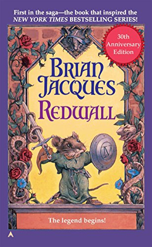 9780441005482: Redwall: 30th Anniversary Edition