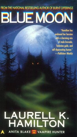 9780441005741: Blue Moon (Anita Blake Vampire Hunter)