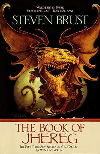 The Book of Jhereg (The Adventures of Vlad Taltos, books 1-3)
