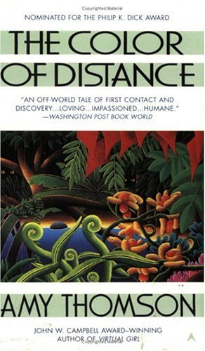 9780441006328: The Color of Distance