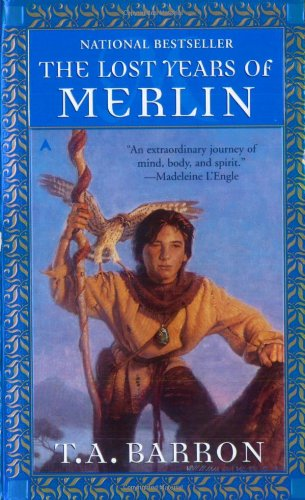 9780441006687: The Lost Years of Merlin