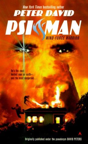 9780441007059: Mind-Force Warrior (Psi-Man, No.1)