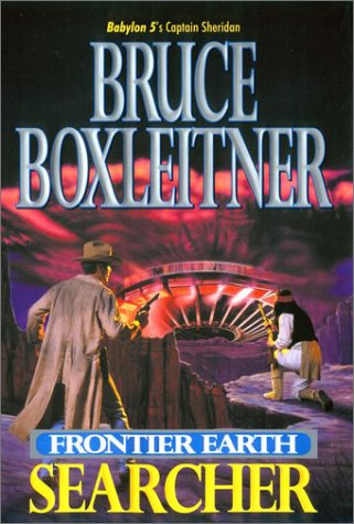 Frontier Earth: Searcher **Signed**: Boxleitner, Bruce