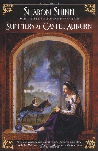 9780441008032: Summers at Castle Auburn