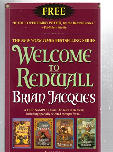 Welcome to Redwall: Jacques, Brian