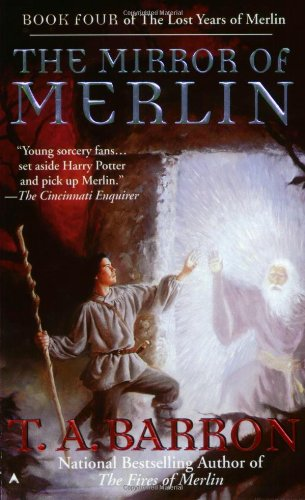 9780441008469: The Mirror of Merlin (Lost Years of Merlin Book Four)
