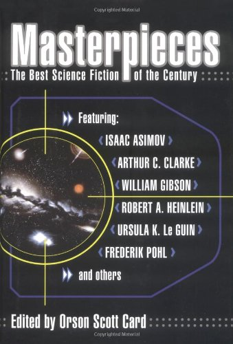 9780441008643: Masterpieces: The Best Science Fiction of the Century