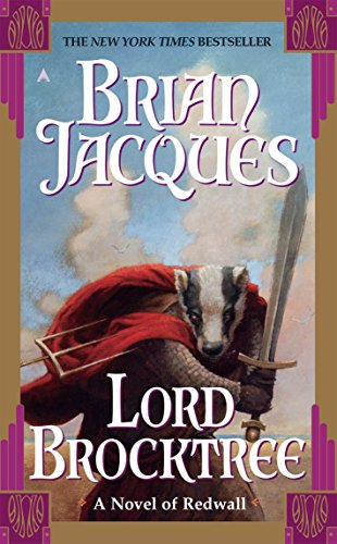 9780441008728: Lord Brocktree: A Novel of Redwall