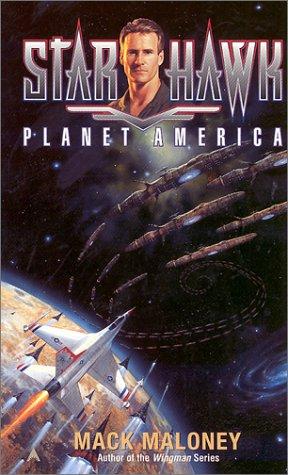 9780441008780: Planet America (Starhawk, No. 2)