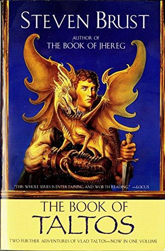 9780441008940: The Book of Taltos (Jhereg)