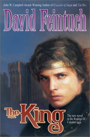 The King (0441009026) by David Feintuch