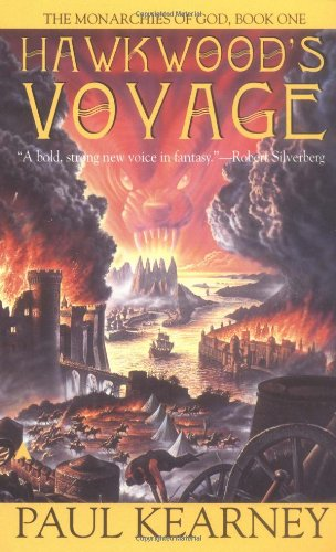 9780441009039: Hawkwood's Voyage (Monarchies of God, Book 1)