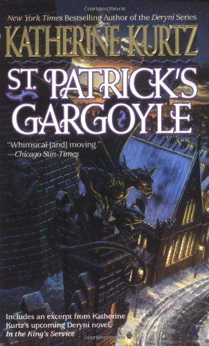 9780441009053: St. Patrick's Gargoyle