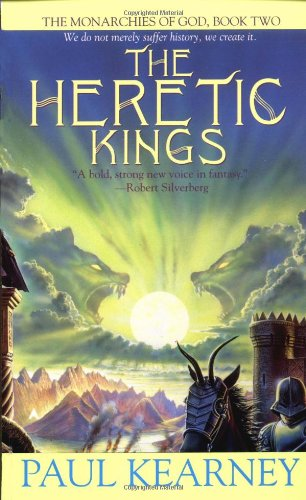 9780441009084: The Heretic Kings (Monarchies of God)