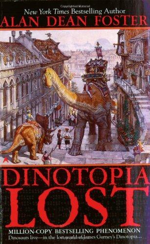 9780441009213: Dinotopia Lost