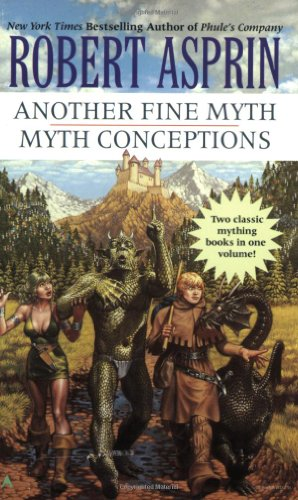 9780441009312: Another Fine Myth/Myth Conceptions