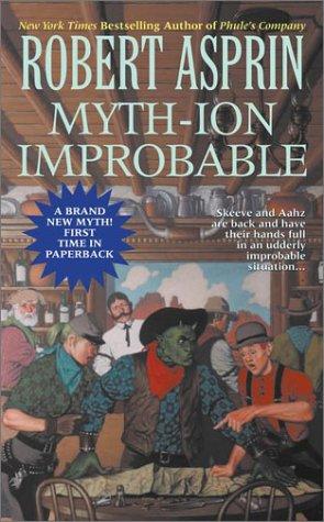 9780441009626: Myth-ion Improbable (Myth-Adventures)