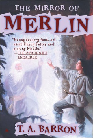 9780441009657: The Mirror of Merlin (DIGEST) (Lost Years Of Merlin)