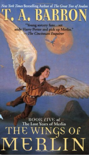 9780441009886: The Wings of Merlin (Lost Years Of Merlin, Book Five)