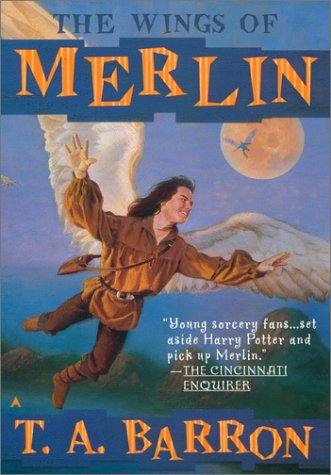9780441010240: The Wings Of Merlin