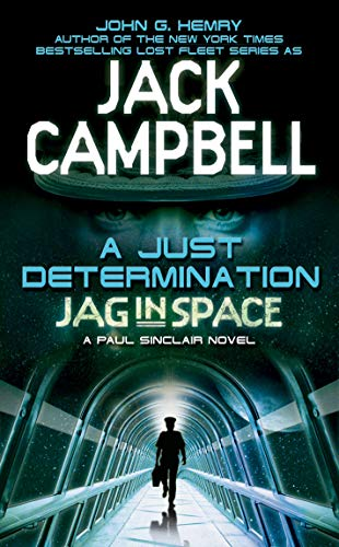 9780441010523: A Just Determination (A Paul Sinclair Novel)
