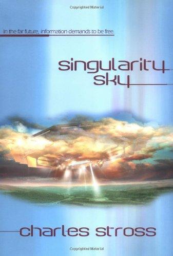 9780441010721: Singularity Sky