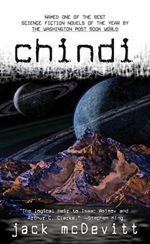 9780441011025: Chindi