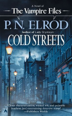 9780441011032: Cold Streets (Vampire Files, No. 10)