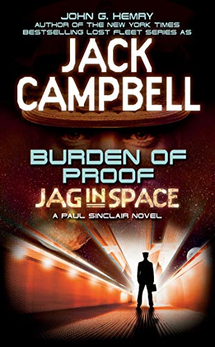 9780441011476: Burden of Proof (Paul Sinclair Novel)