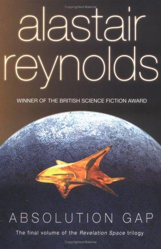 ABSOLUTION GAP: Reynolds, Alastair.