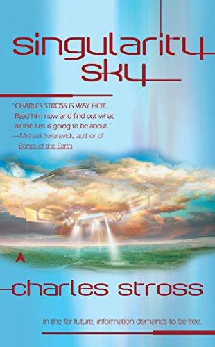 9780441011797: Singularity Sky