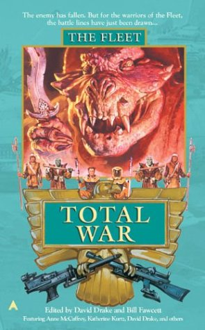 Fleet 5, The: Total War (0441011810) by David Drake; Bill Fawcett