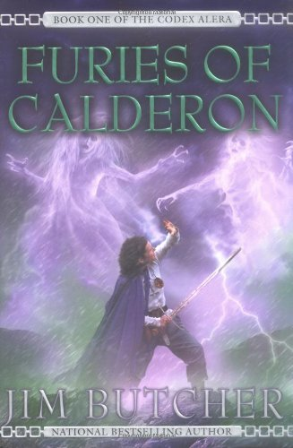 9780441011995: Furies of Calderon (Codex Alera)