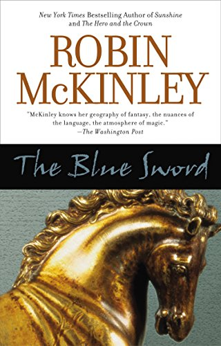 9780441012008: The Blue Sword