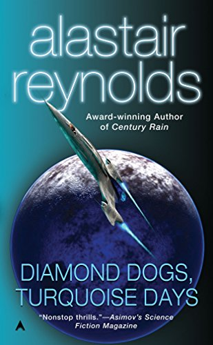 9780441012787: Diamond Dogs, Turquoise Days