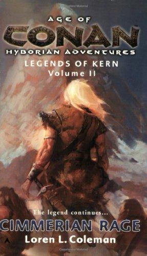 9780441012954: Age Of Conan: Cimmerian Rage
