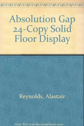 9780441013159: Absolution Gap 24-Copy Solid Floor Display