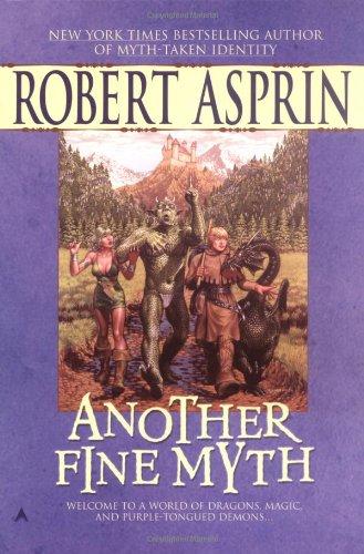9780441013463: Another Fine Myth (Myth-Adventures)
