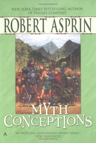 9780441013623: Myth Conceptions (Myth-Adventures)