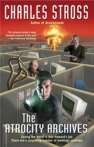 9780441013654: The Atrocity Archives (Laundry Files)