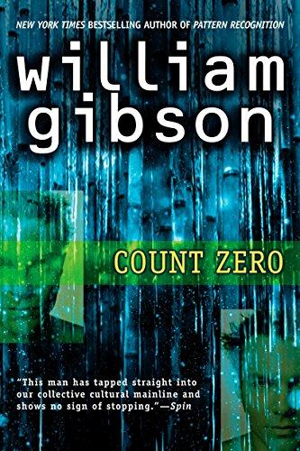Count Zero (Sprawl Trilogy): Gibson, William