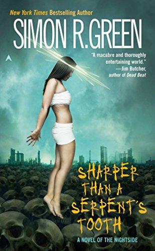 Sharper Than a Serpents Tooth