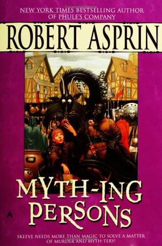 9780441014163: Myth-Ing Persons