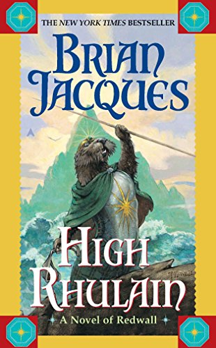 9780441014361: High Rhulain (Redwall)
