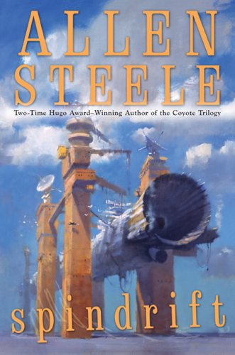 SPINDRIFT: Steele, Allen.