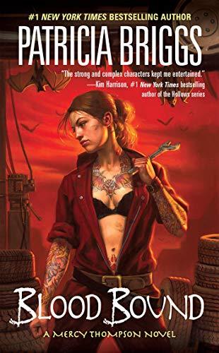 9780441014736: Blood Bound (Mercy Thompson, Book 2)